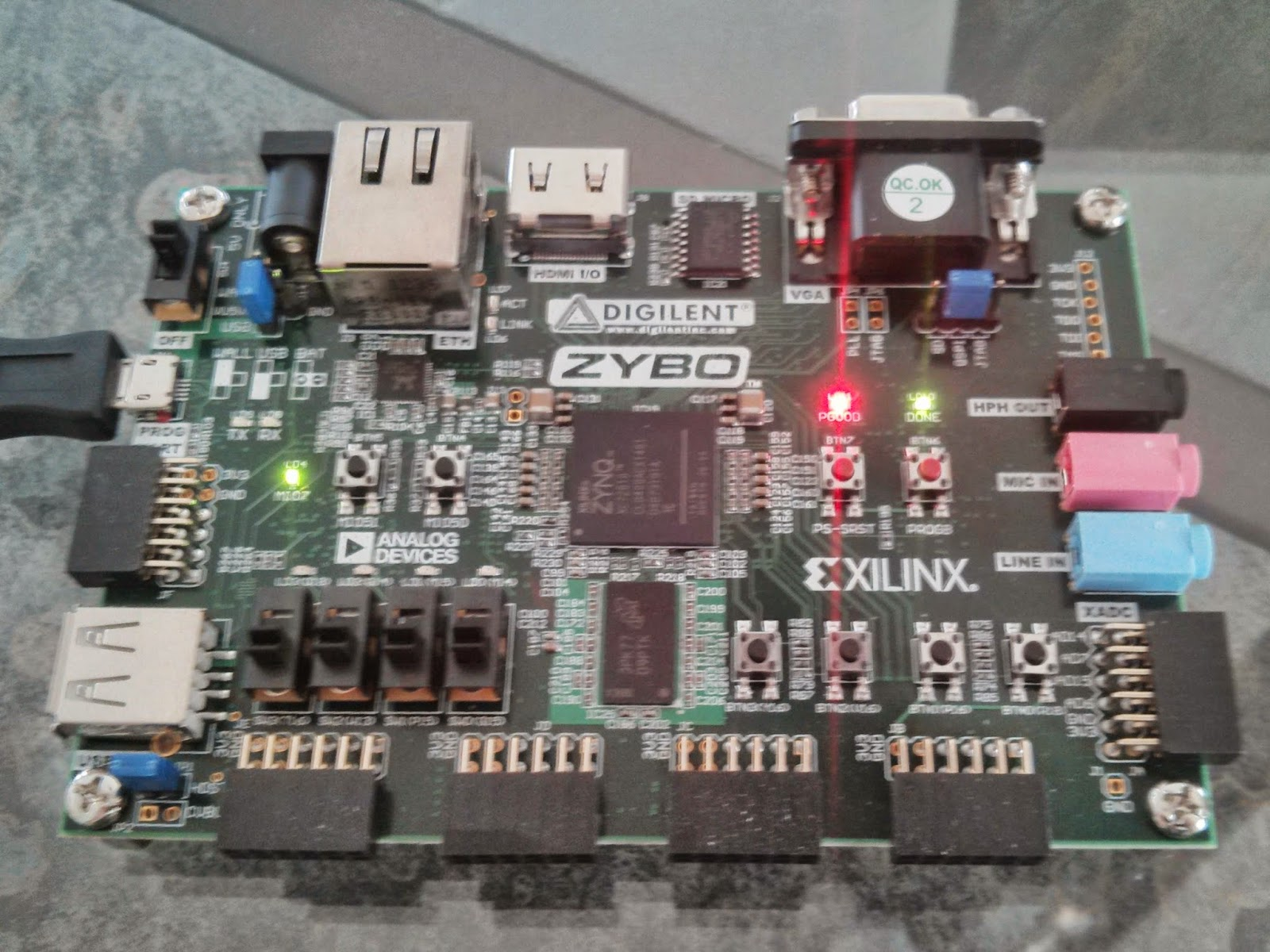 Lauri's blog | Getting started with Zynq-7000 boards
